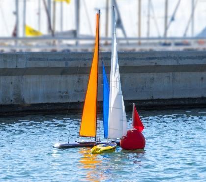 model łodzi