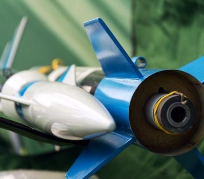 model rakiety